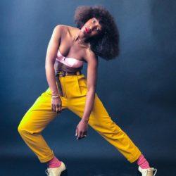 Our fab client Nana. Hair by Yeluchi Stylist Kyia Jones.