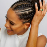Braided Updo (11-15 Braids)
